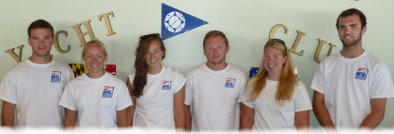 NERYC summer camp program staff are certified by US Sailing